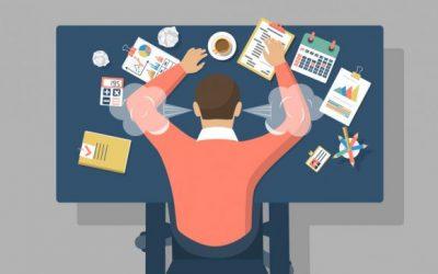 El síndrome de burnout o de desgaste profesional